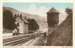 15 , ST JACQUES DES BLATS , Gare Et Puy De Griou , * 325 39 - Sonstige Gemeinden