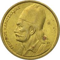 Monnaie, Grèce, 2 Drachmes, 1984, TB+, Nickel-brass, KM:130 - Grèce