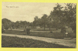 * Sint Katelijne Waver (Antwerpen - Anvers) * (E. & B.) Institut Des Ursulines, Vue Dans La Parc, Park, Jardin, Tuin - Sint-Katelijne-Waver