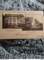 CPA Saint Dié établissement Hydrotherapique Eaux Ferrugineuses Roches St Martin 1899 - Saint Die