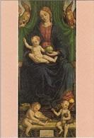 Savona - Alassio - Madonna Del Soccorso - Tavola Di Macrino D'Alba - Chiesa Frati Capuccini - Santuario - Virgen Mary & Madonnas
