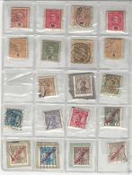 Lot 19 Stamps D. Carlos I And D. Manuel II - Portugal