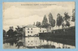 0832  CPA  Environs De Bourmont - ILLOUD  (Haute-Marne)  Fromagerie De La Côte La Biche   ++++++++ - Bourmont