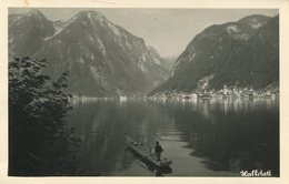 005068  Hallstatt - Ansicht Vom See - Hallstatt