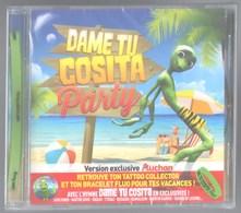 CD 21 TITRES DAME TU COSITA PARTY NEUF SOUS BLISTER & RARE VERSION AUCHAN AVEC BONUS - World Music
