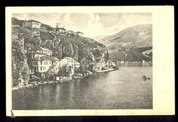 MACEDONIA - Ohrid, Zapadni Deo, Kaneo / Postcard Circulated, 2 Scans - Macédoine