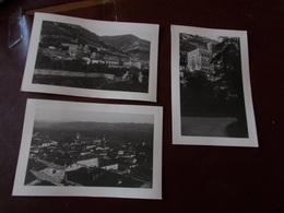 B695  3 Foto Gubbio Cm15x10 - Non Classificati