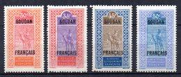 1/ SOUDAN : N° 28 à 32 Sauf 30  Neuf  XX  , Cote : 7,75 € - Soedan (1894-1902)