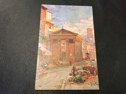 11838 - ROMA Tempio Della Fortuna Virilis E Campanile Di Sa. Maria Di Cosmedin - Eglises