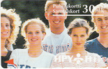FINLAND(GPT) - Young People, HPY Telecard, CN : 7HTCB, Tirage 15000, 01/94, Used - Finland
