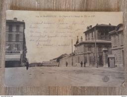 CPA Marseille Le PHARO Et Le Champ De Tir 1918 - Marseille