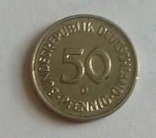 50 PFENNIG 1981 - [ 6] 1949-1990 : GDR - German Dem. Rep.