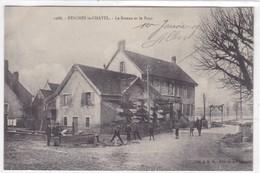 Doubs - Fesches-le-Chatel - Le Bâteau Et Le Pont - Other Municipalities
