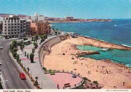 Postcard Fond Ghadir Sliema Malta By John Hinde My Ref  B22862 - Malta