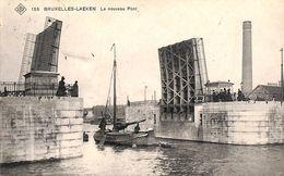 Bruxelles - Laeken - Le Nouveau Pont (animée, SBP 155, 1907) - Maritiem