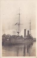 Alte Postkarte Aus Dem 1. Weltkireg -Minenkreuzer Arcona- - Matériel