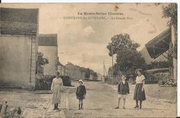 CPA - 70 - Dampierre Les Conflans - Grande Rue - Sonstige Gemeinden