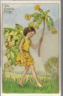 Fée Fiabe Fata Fairy -  Nasturtium - Cowslip - Crob Apple - Shirley Poppy - Willow - Rosse Bay Willow Herb - Lot 6 Cards - Märchen, Sagen & Legenden