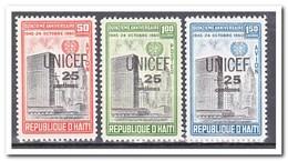 Haïti 1961, Postfris MNH, UNICEF - Haïti