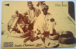 35USBB Snake Charmer RM10 - Malaysia
