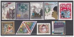 Nederland - 4.000 Kerstzegels/Decemberzegels - O - Onafgeweekt/op Fragment - Timbres