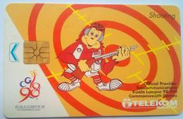 RM5 Commonwealth Games Shooting - Malaysia