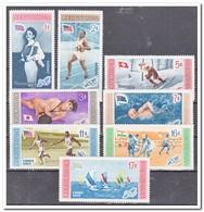 Dominicaanse Republiek 1958, Postfris MNH, Olympic Games 1956 - Dominicaanse Republiek