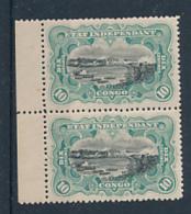 BELGIAN CONGO  BOX 2 1894/1900 ISSUES COB 18 MNH - Belgian Congo