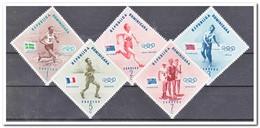 Dominicaanse Republiek 1957, Postfris MNH, Olympic Games 1956 - Dominicaanse Republiek