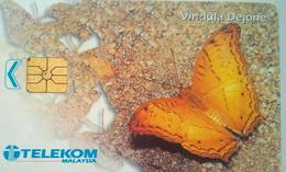 RM5 Virdula DeJone  (Butterfly) - Malaysia