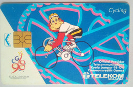 RM20 Commonwealth Games Cycling - Malaysia