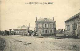 60 , HENONVILLE , Usine GERET , * 332 13 - France