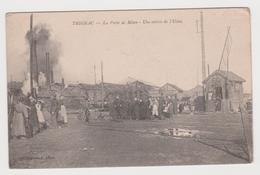 Trignac, Porte De Méan, Une Entrée De L'usine - France