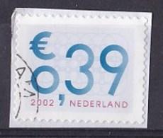 Nederland - 10.000 Zegels Zakenpost 2002 - € 0,39 - Onafgeweekt/op Fragment - NVPH 2101 - Timbres