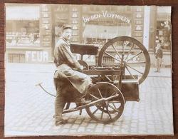 """Scharensliep - """"In Den Verfmolen"""" - Foto 23 X 18 Cm - Remouleur - Marchands Ambulants"""