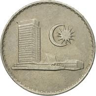 Monnaie, Malaysie, 50 Sen, 1977, Franklin Mint, TTB, Copper-nickel, KM:5.3 - Malaysie