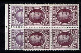 197/98  Blocs 4  * - 1922-1927 Houyoux