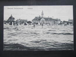 AK SWINEMÜNDE 1923 ///  D*33843 - Pommern