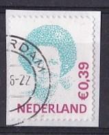 Nederland - 5500 Zegels Koningin Beatrix - € 0,39 - Onafgeweekt/op Fragment - NVPH 2037 - Stamps