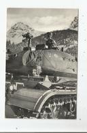 DIE BUNDESWEHR. PANZER IM GEBIRGE 1960 - Manöver