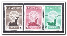Thailand 1957, Postfris MNH, Deer - Thailand
