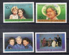 LESOTHO   Timbres Neufs ** De 1985   ( Ref 5573 ) Famille Royale - Queen Mother - Lesotho (1966-...)