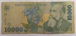 10000 LEI 1999 - Romania