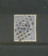 Puntstempel 31 (Driebergen) Op Nvph 19 - Oblitérés