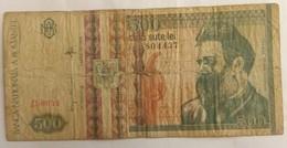500 LEI 1992 - Romania