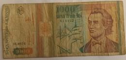 1000 LEI 1993 - Romania