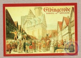 BRD - AK - Elbingerode / Markttag Im Mittelalter - Deutschland