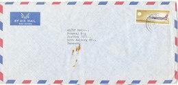 Malta Air Mail Cover Sent To Denmark 1979 - Malta