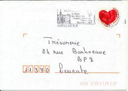 France Cover Single Franked 2000 - France