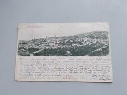 CARTOLINA GUALDO TADINO - PANORAMA - Perugia